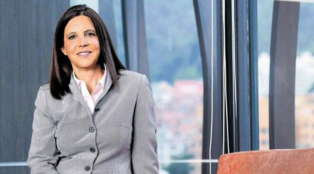 Nuevamente Sylvia Escovar se ubica dentro del top 10 de líderes empresariales con mejor reputación en Colombia