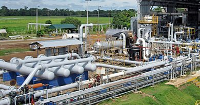 Producción de gas en Colombia registró un aumento del 9,8% durante junio de 2021