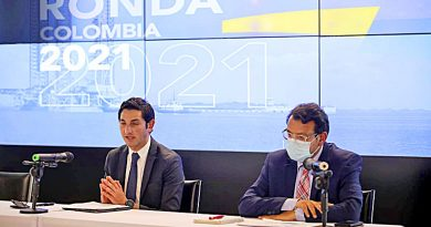 Ronda Colombia 2021, ofrecerá 32 nuevas áreas a inversionistas